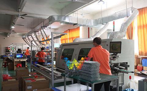 P20显示屏模组批量生产