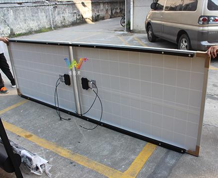 太阳能板安装